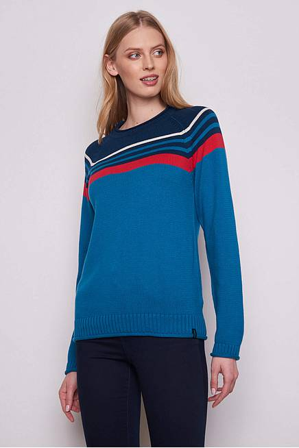 Knitted Sweater     sea