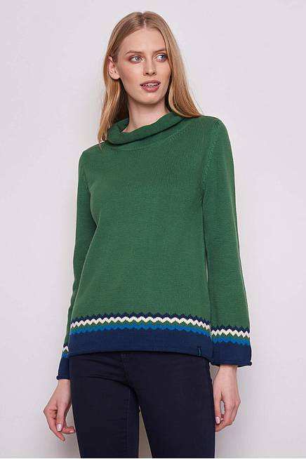 Strickpullover THORID  green