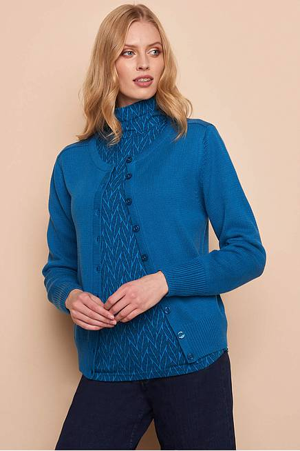 Strickjacke     sea