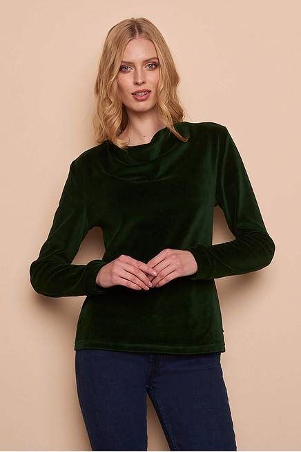 Nicki Pullover MALENA  forest
