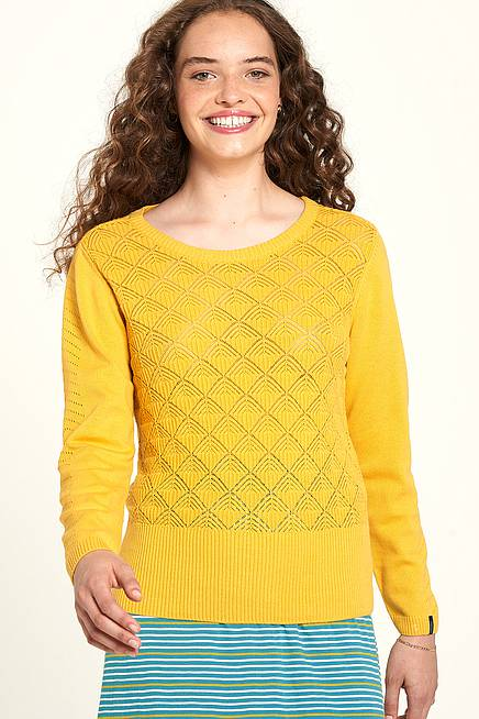 Knitted Top  honey