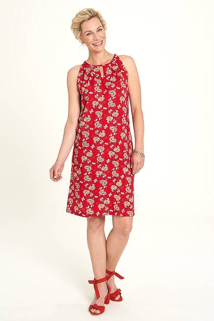 EcoVero Dress blossom