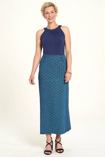Jersey Dress  sundial navy