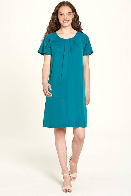 EcoVero Dress atlantic