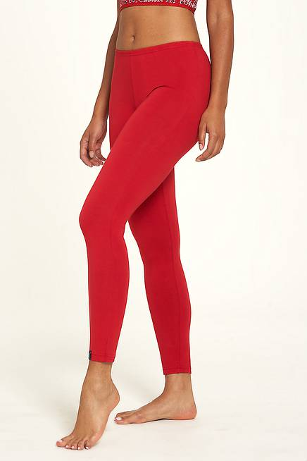 Jersey-Leggings cherry