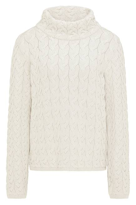 Strickpullover     white