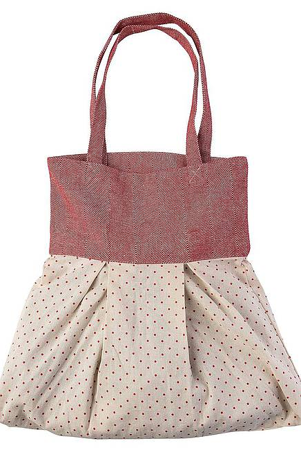 Bag DOTS RED