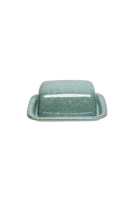 Butter Dish INDUSTRIAL emerald