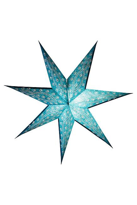 Paper Star 60 cm turquoise