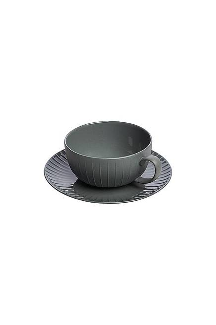 Tasse VINTAGE 250 ml grey
